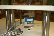 Calibration fixture load cell