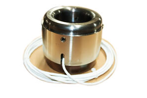Custom canister load cell