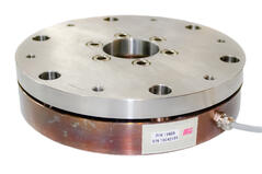 Underwater pancake load cell